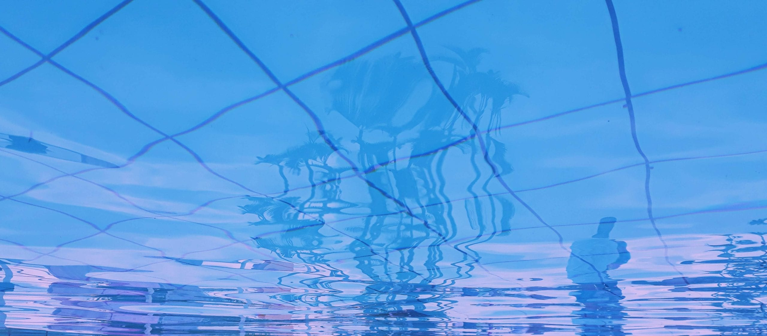 Folienüberdachung Pool