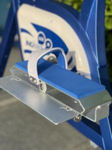 Schaumstoff Pedal am Aquabike