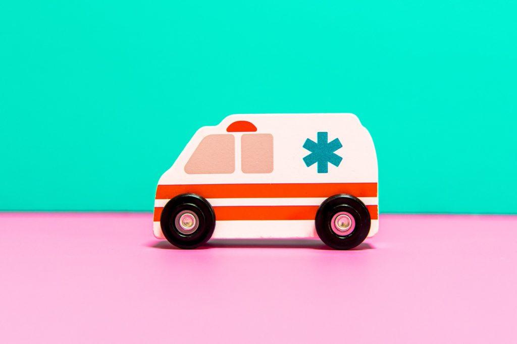Erklärung zur Haftung bei Unfällen