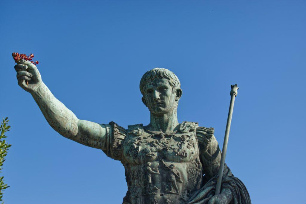 Statue von Julius Caesar