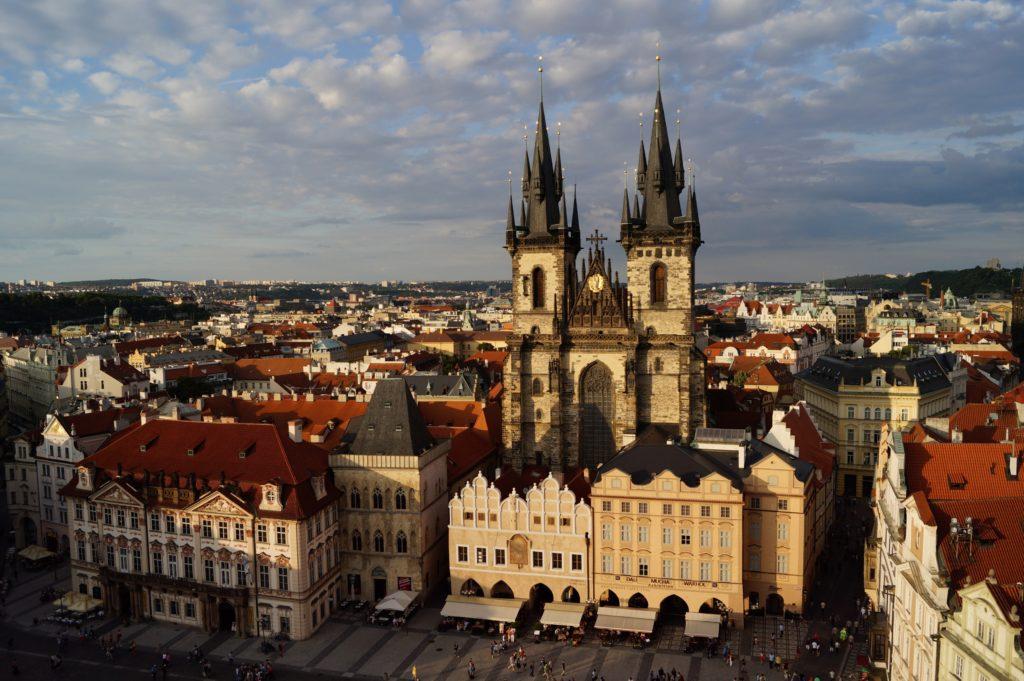 Bild von Tschechien